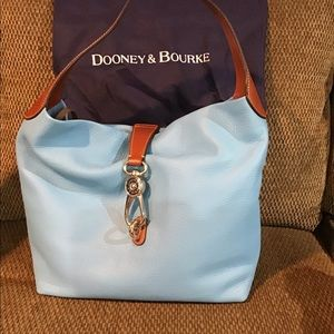 Dooney & Bourke Hobo Purse With Storage Bag